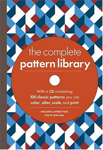 The Complete Pattern Library [With CDROM] 9780810958999