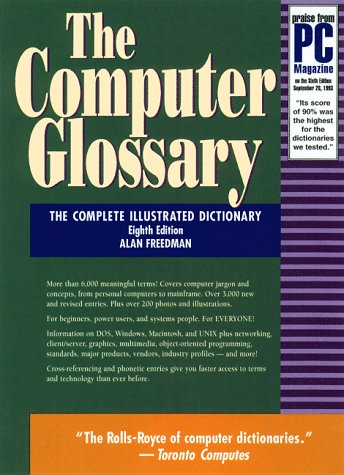 The Computer Glossary 9780814479780