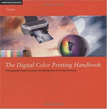 The Digital Color Printing Handbook 9780817471552
