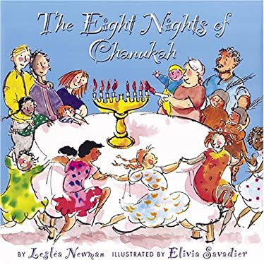 The Eight Nights of Chanukah 9780810957855