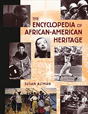 The Encyclopedia of African-American Heritage 9780816038244