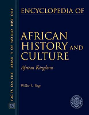The Encyclopedia of African History and Culture Set 9780816044726