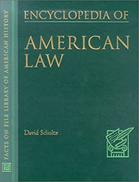 The Encyclopedia of American Law 9780816043293