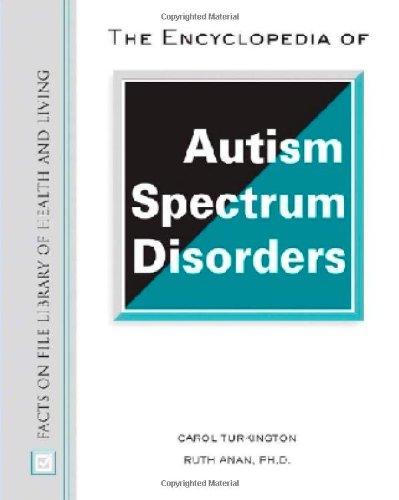 The Encyclopedia of Autism Spectrum Disorders 9780816060023