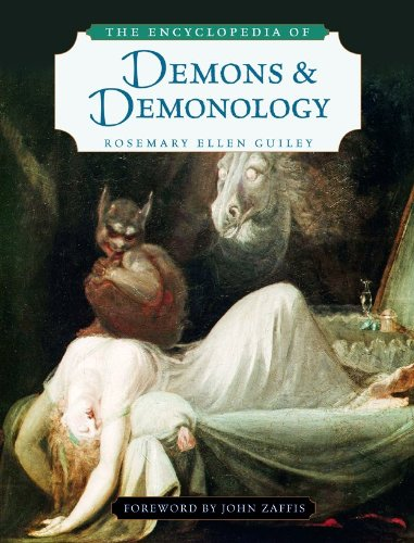 The Encyclopedia of Demons and Demonology 9780816073153