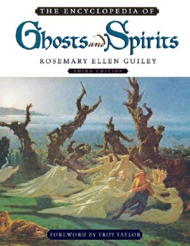 The Encyclopedia of Ghosts and Spirits 9780816067374