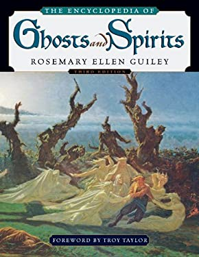 The Encyclopedia of Ghosts and Spirits 9780816067381