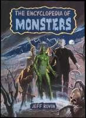 The Encyclopedia of Monsters 9780816023035