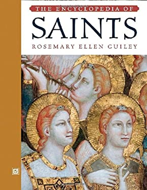 The Encyclopedia of Saints 9780816041343