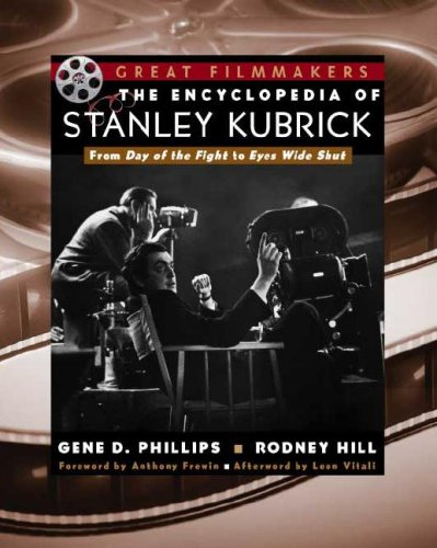 The Encyclopedia of Stanley Kubrick 9780816043897