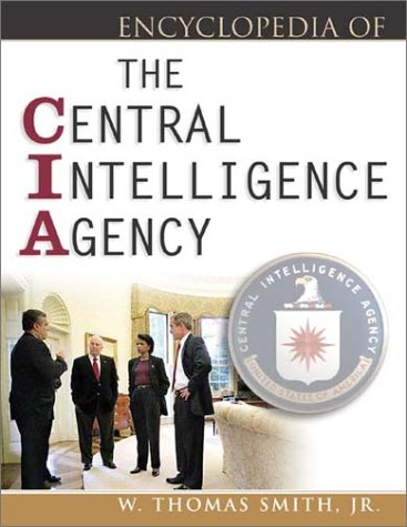 The Encyclopedia of the CIA 9780816046676