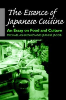 The Essence of Japanese Cuisine