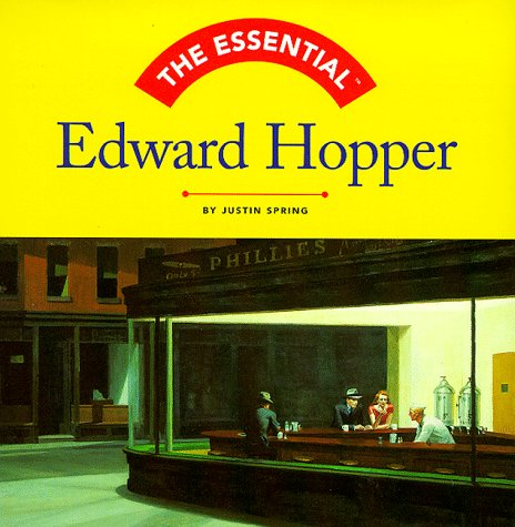 The Essential: Edward Hopper 9780810958050