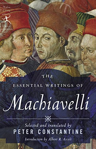 The Essential Writings of Machiavelli 9780812974232