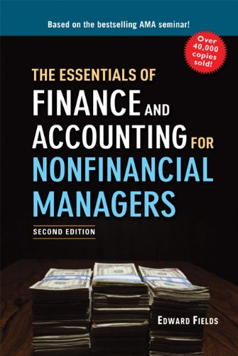 The Essentials of Finance and Accounting for Nonfinancial Managers 9780814416242