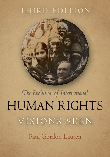 The Evolution of International Human Rights: Visions Seen 9780812221381
