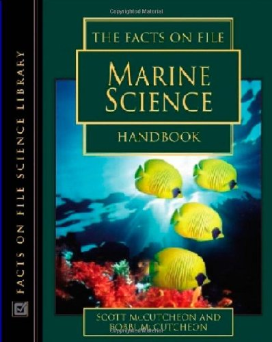 The Facts on File Marine Science Handbook 9780816048120