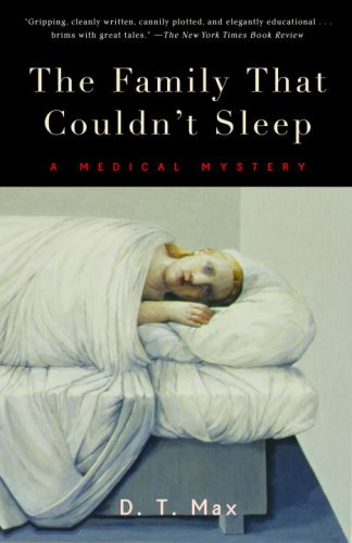 The Family That Couldn't Sleep: A Medical Mystery 9780812972528