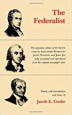 The Federalist 9780819560773