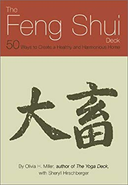 The Feng Shui Deck: 50 Ways to Create a Healthy and Harmonious Home 9780811838993