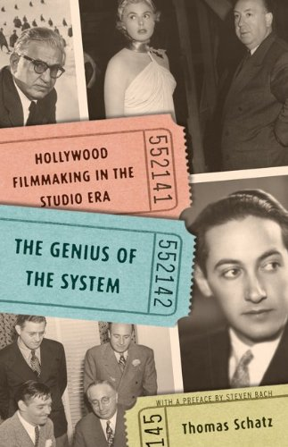 The Genius of the System: Hollywood Filmmaking in the Studio Era 9780816670109
