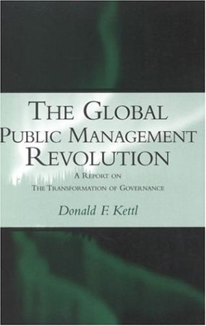 The Global Public Management Revolution 9780815749172