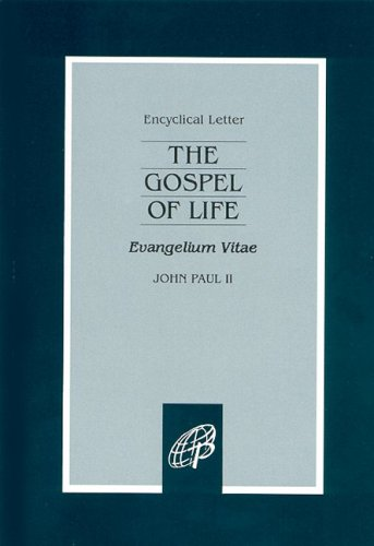 The Gospel of Life 9780819830784