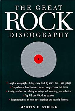 The Great Rock Discography 9780812931112