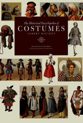 The Historical Encyclopedia of Costume 9780816019762