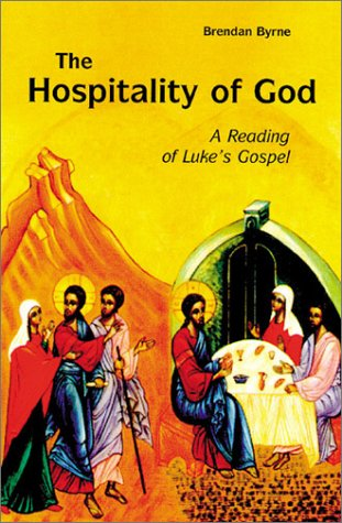 The Hospitality of God: A Reading of Luke's Gospel 9780814623909