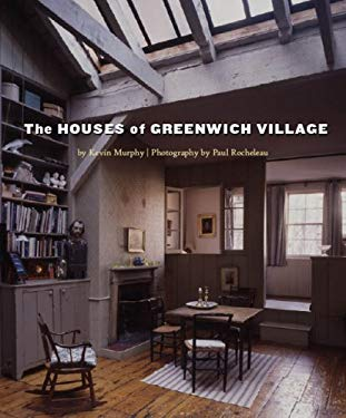 The Houses of Greenwich Village 9780810995208