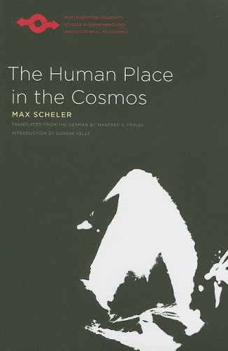 The Human Place in the Cosmos 9780810125292