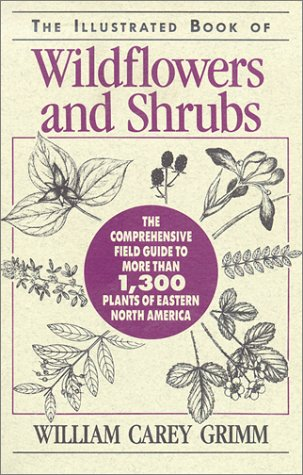 Illustrated Book of Wildflower & Shrubs 9780811730853