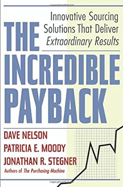 The Incredible Payback: Innovative Sourcing Solutions That Deliver Extraordinary Results 9780814472071