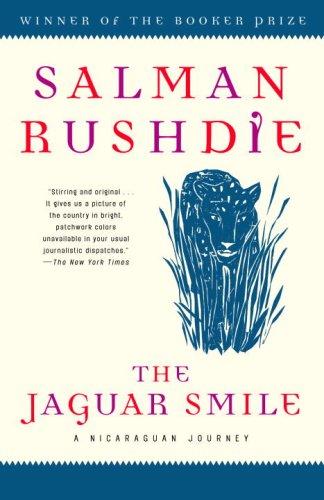 The Jaguar Smile: A Nicaraguan Journey 9780812976724