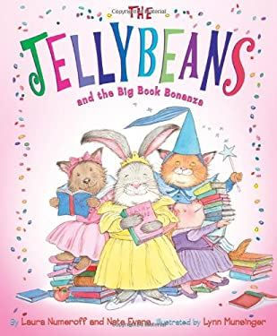 The Jellybeans and the Big Book Bonanza 9780810984127