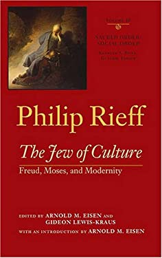 The Jew of Culture: Freud, Moses, and Modernity 9780813927060