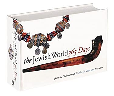 The Jewish World: 365 Days 9780810955790