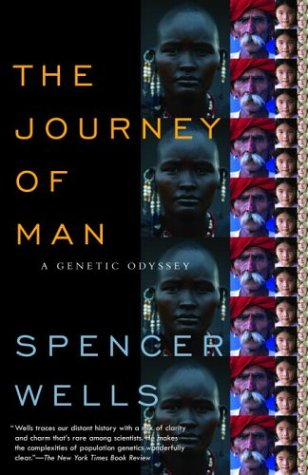 The Journey of Man: A Genetic Odyssey 9780812971460
