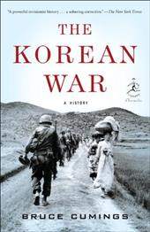 The Korean War: A History 11340875