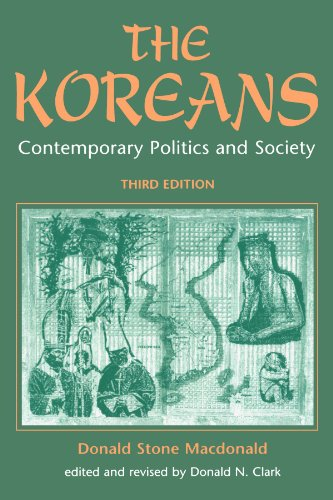 The Koreans: Contemporary Politics and Society, Third Edition 9780813328881