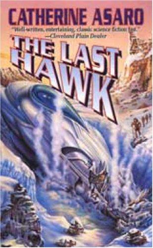 Last Hawk 9780812551105