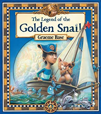The Legend of the Golden Snail 9780810989658