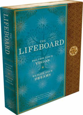 The Lifeboard [With Sticker(s) and Envelope and Vellum Compass Guide, Hangable Lifeboard and Guided Journal] 9780811876384