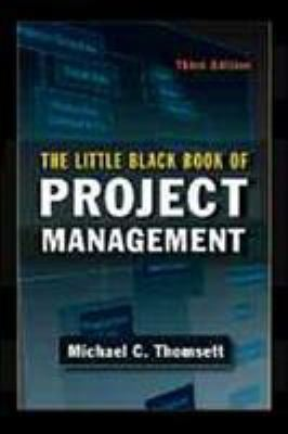 The Little Black Book of Project Management 9780814415290