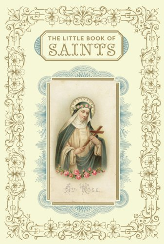 The Little Book of Saints 9780811877473