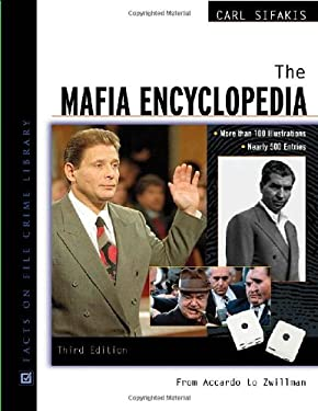 The Mafia Encyclopedia 9780816056941