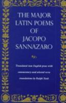The Major Latin Poems of Jacopo Sannazaro 9780814325766