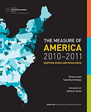 The Measure of America: Mapping Risks and Resilience 9780814783795