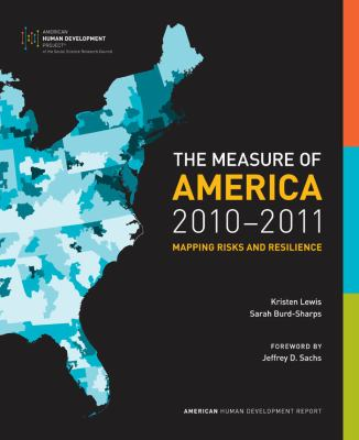 The Measure of America, 2010-2011: Mapping Risks and Resilience 9780814783801